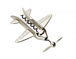 Flygplan, korkskruv