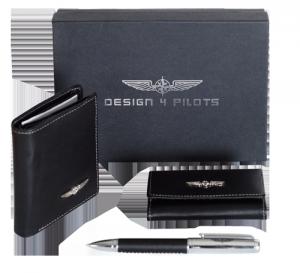 Pilot Plånboks-set