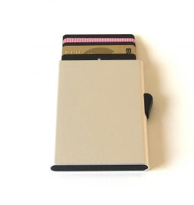 Card holder with RFID secure, 5 cards
