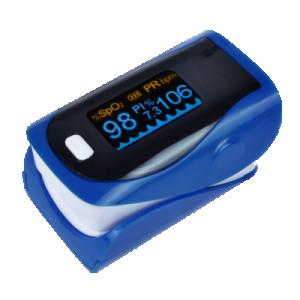 Pilot Finger pulse oximeter