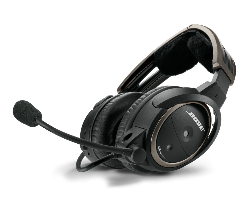 Bose  A20 helicopter U174 med bluetooth