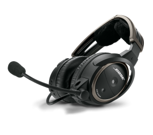 Bose A20 helicopter, 6-pin LEMO utan bluetooth