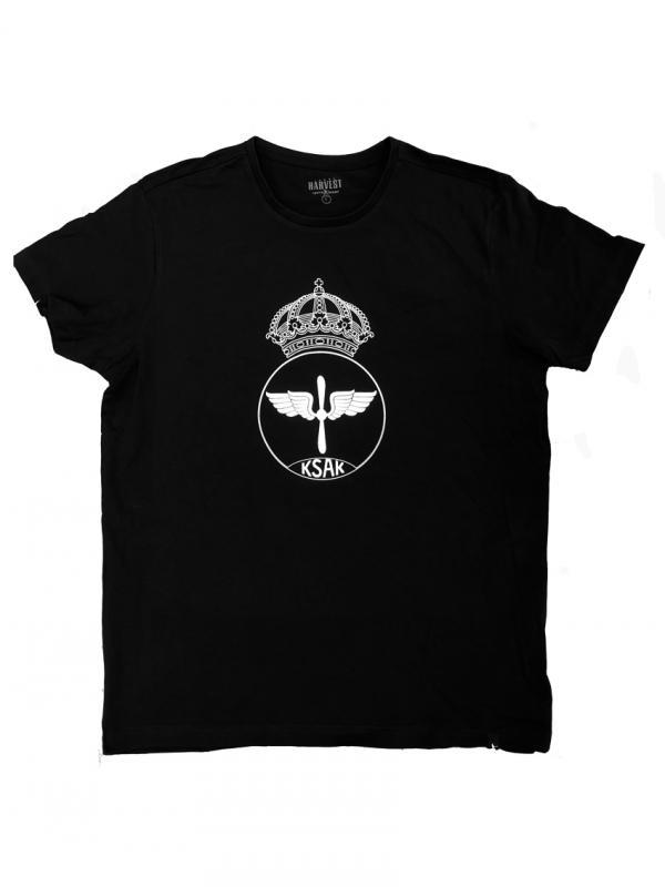T-shirt KSAK, Stor logo