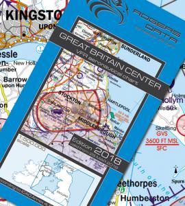 England centrala,  ICAO 2019