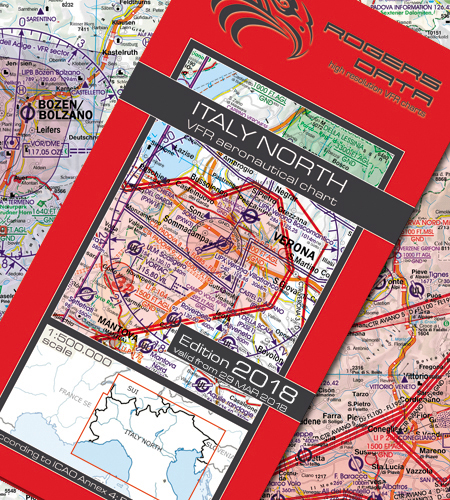Italien Norr  ICAO  2019