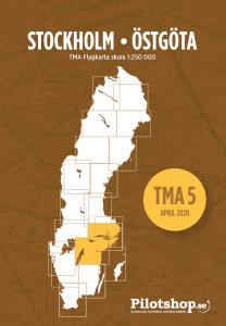 TMA 5, Stockholm / Östgöta