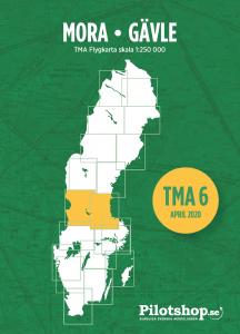 TMA 6, Mora / Gävle