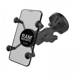 RAM telefonhållare med supkoppsfäste