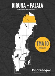 TMA 10, Kiruna / Pajala