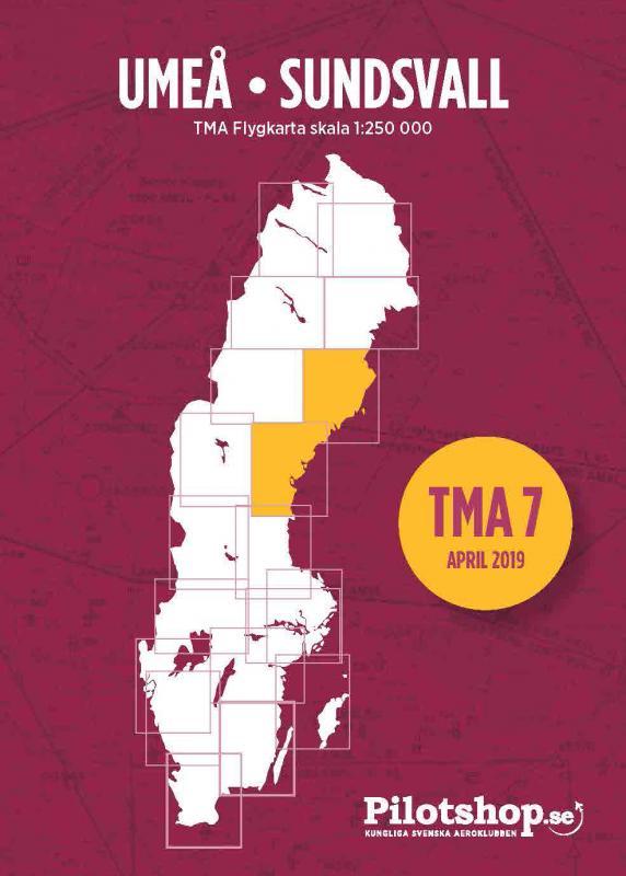 TMA 7, Umeå / Sundsvall