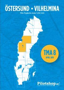TMA 8, Östersund / Vilhelmina