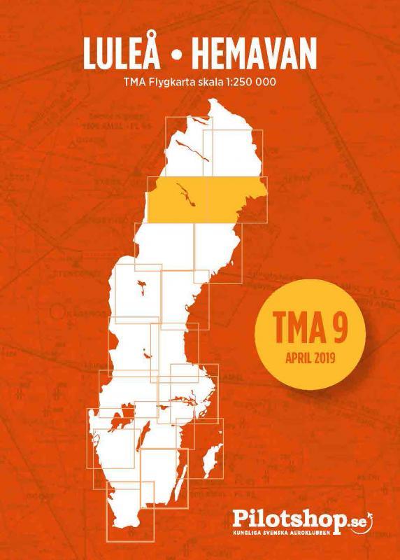 TMA 9, Luleå / Hemavan
