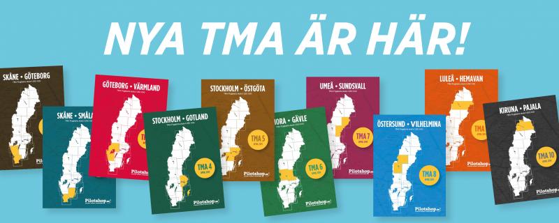 Karta Sverige Pajala.1 250 000