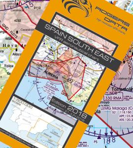 Spanien syd öst ICAO , 2019