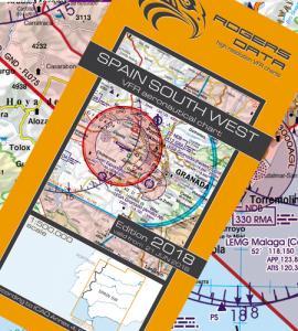 Spanien syd väst ICAO , 2019