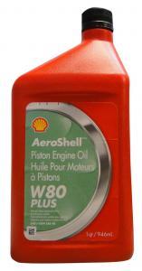 AeroShell Oil W80 PLUS, vinterolja