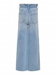 KIDS ONLY WIDE PAPERBAG JEANS