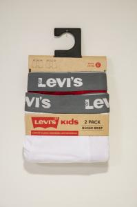 LEVIS 2-PACK BOXER KALSONGER