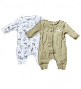 NAME IT 2-PACK PYJAMAS MED DINOSAURIER