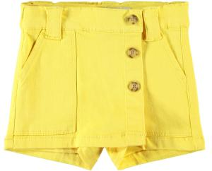 NAME IT SHORTS MED KNAPPAR