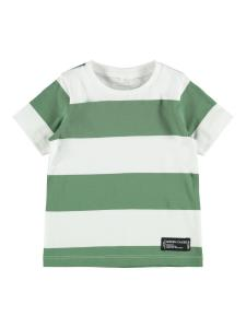 NAME IT GREEN CAUSE RANDIG T-SHIRT