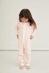NAME IT 2-PACK PYJAMAS MED BLOMMOR