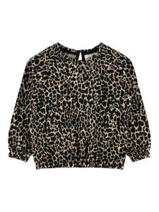 NAME IT LEOPARD SWEATSHIRT