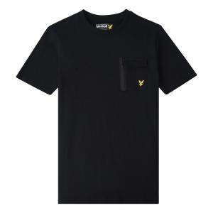LYLE&SCOTT CHEST POCKET T-SHIRT