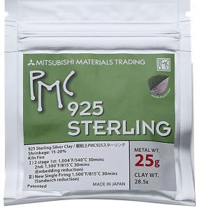 Silverlera PMC Sterling 25 gram.
