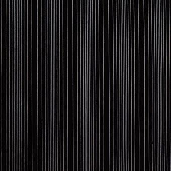 Svart Accordion textur, 3 mm, ca 25 x 21 cm