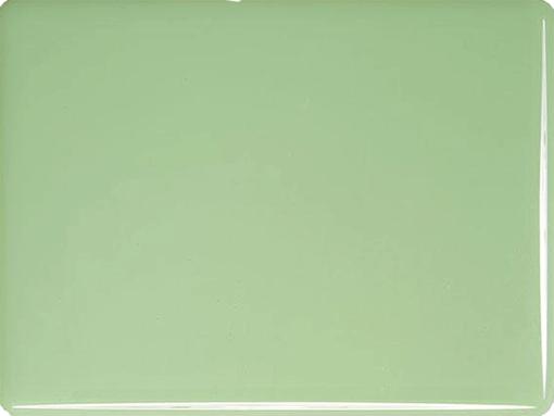 Mintgrön Opalescent 3 mm, ca 2x21 cm
