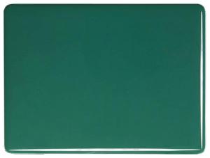 Jadegrön Opalescent 3 mm, ca 25x21 cm