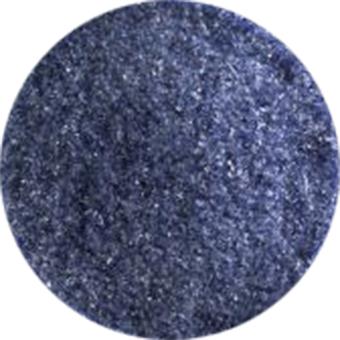 Frit finkornigt, Midnattsblå transparent, ca 140g.