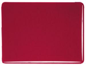 Röd 2 mm transparent, ca 21x25 cm