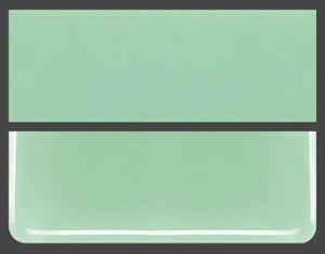Mintgrön opalescent, 2 mm ca 25x21 cm