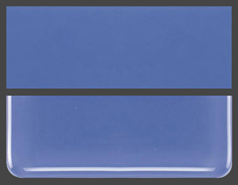 Periwinkle opakt, 2 mm ca 25x21 cm
