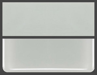 Grågul opalescent, 2 mm ca 25x21 cm