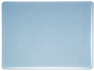 Stålblå transparent 2 mm, ca 25x21 cm