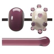Stav Ljus violet transparent 5,5 mm ca 40cm lång