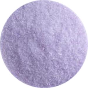 Frit finkornigt, Neo-lavendel shift, transparent, ca 140g.