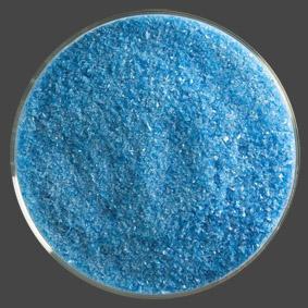 Frit finkornigt, Egyptisk Blå opak, ca 140g.