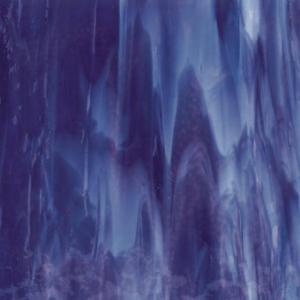 Streaky Kungs-lila/Soft-blå opakt, 3 mm ca 25x21 cm