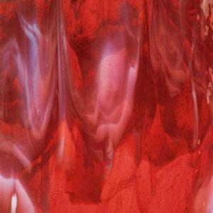 Streaky Tranbär Rosa/Vit opakt, 3 mm ca 25x21 cm