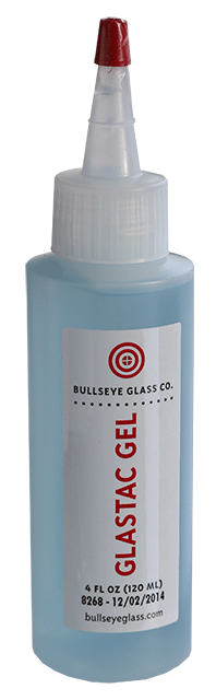Glaslim Emaljlim för att fästa glas mot glas innan fusing eller vid emaljering