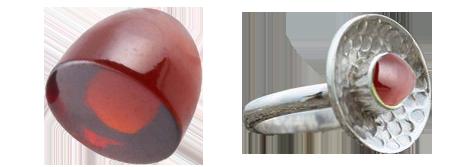 Granat hög (Bullit ) 4 mm