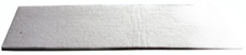 Tjockt keramiskt fusingpapper, 3 mm. Färdigt stycke om 50x30 cm