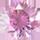 Zirkonia rosa 5 mm rund.