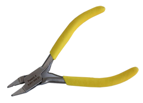 Låstång som gör kulor av låstuber som är 2x2 mm. Passar 0.5 och 0.6 mm smyckevajer