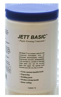JETT Basic Modelleringsmassa Termoplast som är återanvändbar gång på gång. Välj mängd