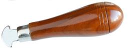 Sargverktyg tryckare. med tjockare (3 mm ) och välpolerat stål ger ett bättre resultat.